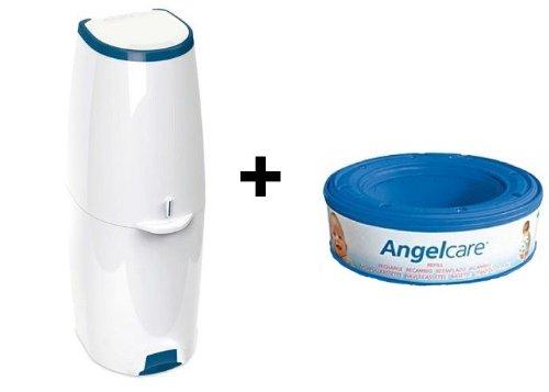 Angelcare Windeleimer Comfort 2785 + 1 Nachfüllpack - 1