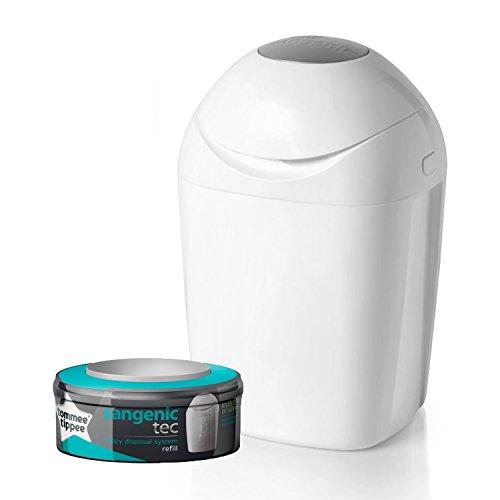Tommee Tippee 5010415400154 Sangenic Hygiene Plus Windeltwister - 1