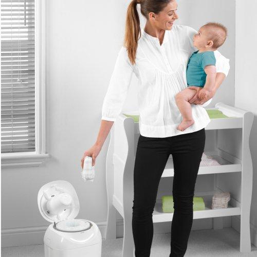 Tommee Tippee 5010415400154 Sangenic Hygiene Plus Windeltwister - 7